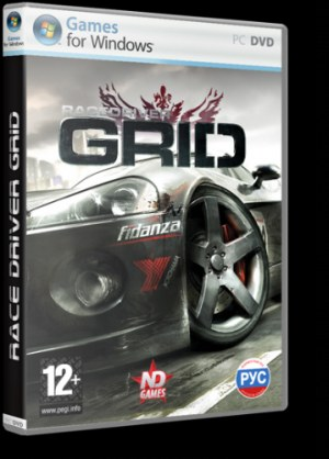 Race Driver GRID (2008/PC/RePack/Rus)