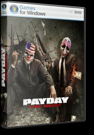 PAYDAY: The Heist (2011/PC/Rus/Repack)