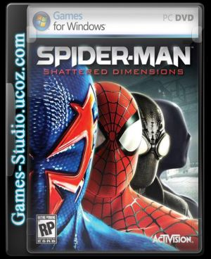 Spider-Man: Shattered Dimensions (2010/PC/Reapck/Rus)