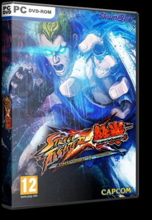 Street Fighter X Tekken (2012/PC/Repack/Rus)